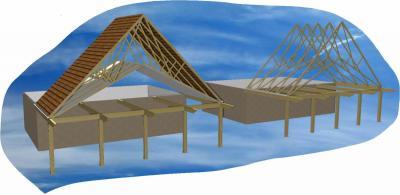 jpg scissor truss over terrace.JPG
