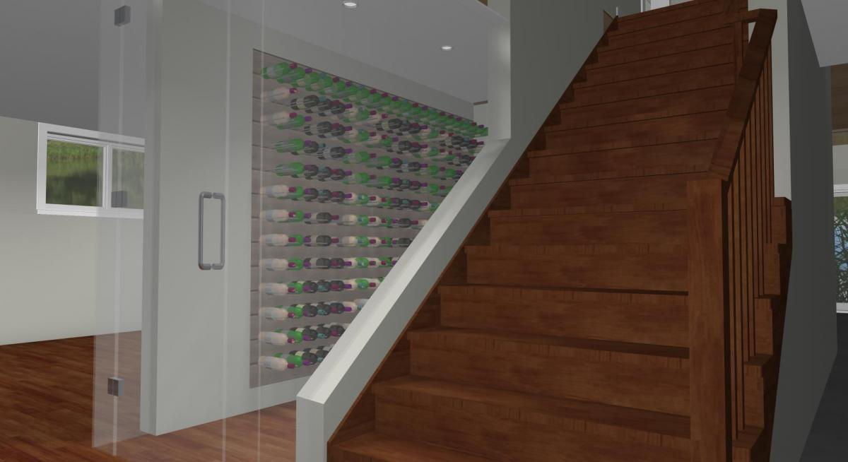 A do it yourself slatwall wine cellar kit general questions attached thumbnails solutioingenieria Images