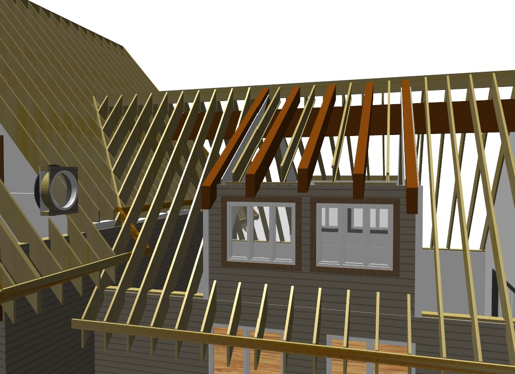 Rounded Roof Dormers General Questions Softplan Users