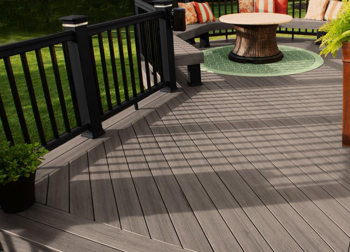 Trex Decking Colors >> Decking Options - General Questions - SoftPlan Users Forum