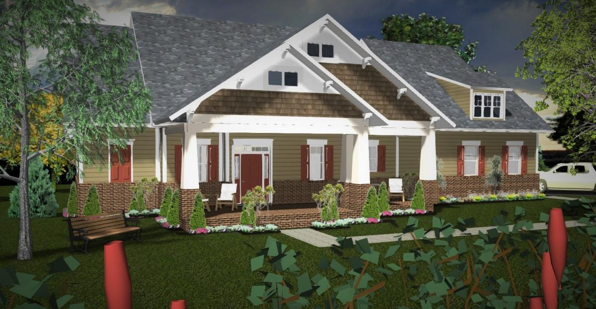 Front Elevation Texture : D texture color softplan users forum