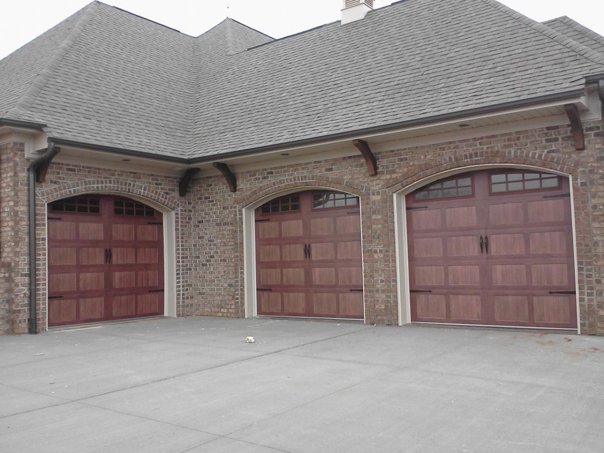 Arched Garage Overhead Doors Softplan 2016 Softplan Users Forum