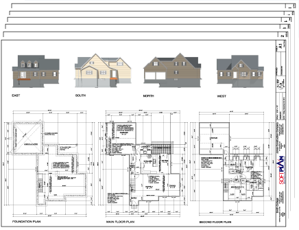 Softplan home design software softplan 2014 for Home construction design software